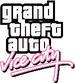 'Grand Theft Auto: Vice City' game logo