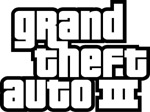 'Grand Theft Auto III' game logo
