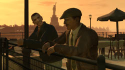 Niko's Dream as it should have been from GTA IV