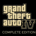Grand Theft Auto IV: Complete game logo