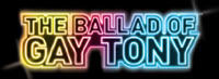 The Ballad of Gay Tony game logo