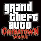 'Grand Theft Auto: Chinatown Wars' game logo