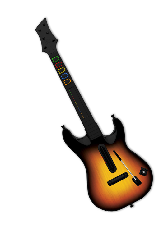 Guitar Hero: World Tour Guitar