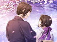 A potential love connection from Hakuoki: Demon of the Fleeting Blossom