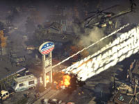 A devastating helicopter strike is Homefront