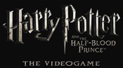 'Harry Potter and the Half-Blood Pince' the Video Game logo