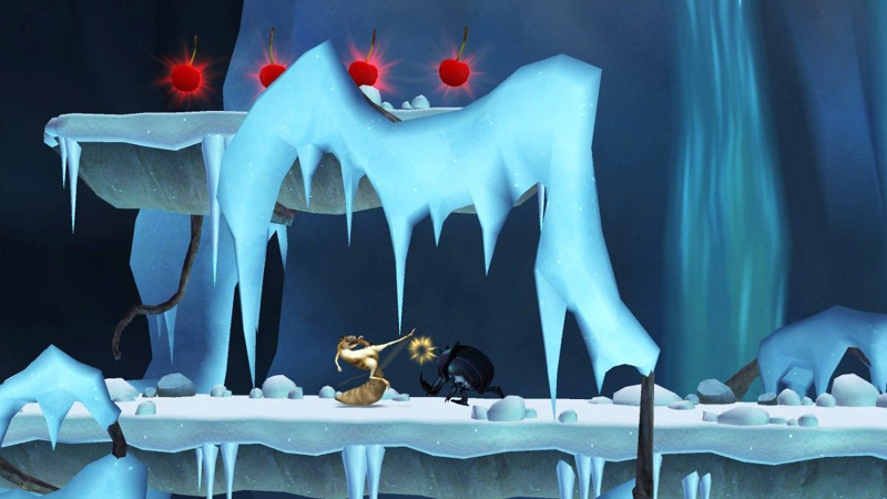 Amazon.com: Ice Age: Dawn of the Dinosaurs - Playstation 3: Video