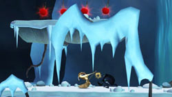 3D platforming in 'Ice Age: Dawn of the Dinosaurs' the Video Game