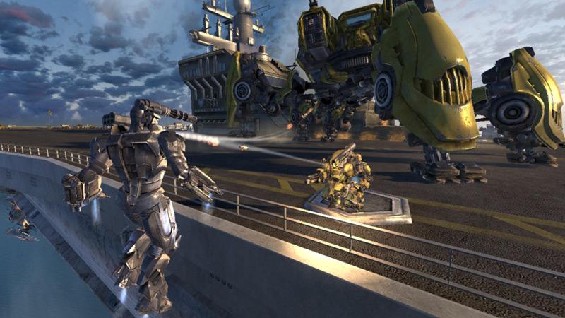 Amazon.com: Iron Man 2 - Playstation 3: Video Games