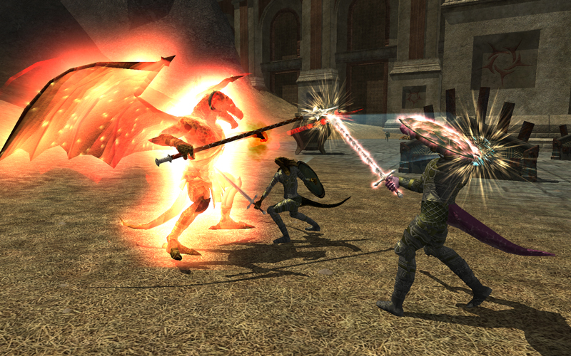 Amazon com: Everquest II: Rise Of Kunark: Video Games