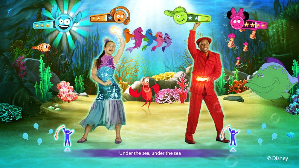 Amazon.com: Just Dance: Disney Party - Nintendo Wii: Ubisoft: Video