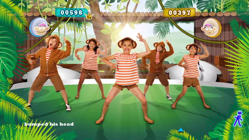 Just Dance Game For Xbox 360 : Amazon.com: just dance kids 2 xbox 360: ubisoft: video games