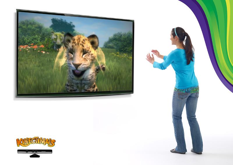 Amazon com: Kinectimals: Video Games