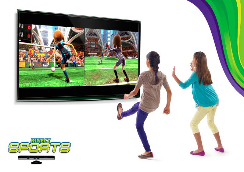 Amazon Com Kinect Sports Microsoft Corporation Video Games