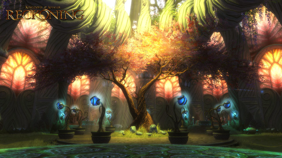 Amazon.com: Kingdoms of Amalur: Reckoning - Xbox 360