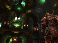 Standing before the Well of Souls in Kingdoms of Amalur: Reckoning