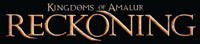 Kingdoms of Amalur: Reckoning game logo