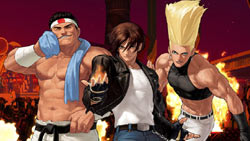 Create your own KoF dream team in 'The King of Fighters XII'