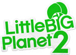 LittleBigPlanet 2 game logo