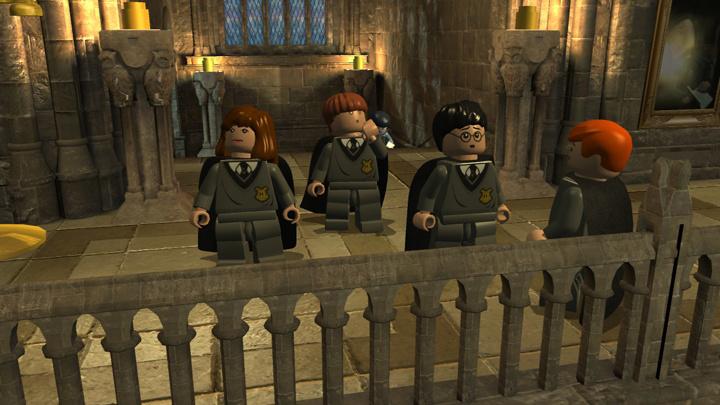 Amazon Com Lego Harry Potter Years 1 4 Pc Video Games