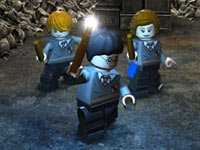 Your favorite harry Potter movie events relived in LEGO Harry Potter: Years 5-7