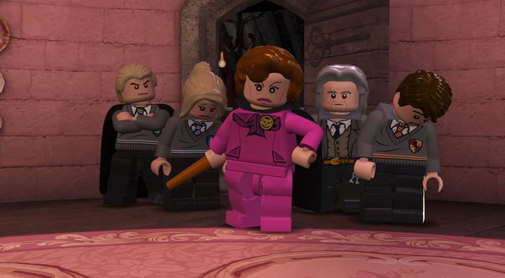 LEGO Harry Potter: Years 5-7 Прохождение - #1 - YouTube
