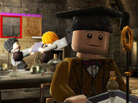 Unlockable characters in LEGO Harry Potter: Years 5-7