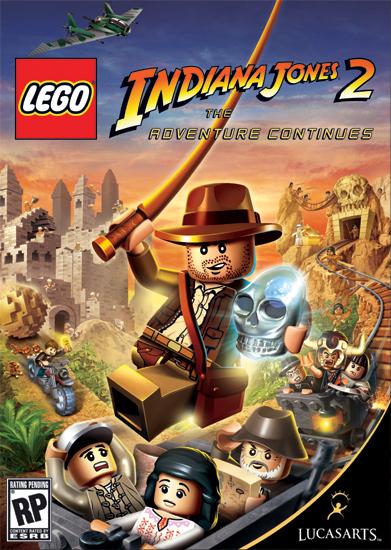 Amazoncom Lego Indiana Jones 2 The Adventure Continues