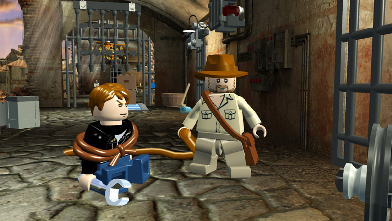 Amazon.com: Lego Indiana Jones 2: The Adventure Continues - Nintendo