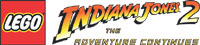 LEGO Indiana Jones 2: The Adventure Continues game logo