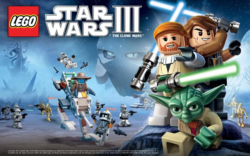 lego star wars the clon wars