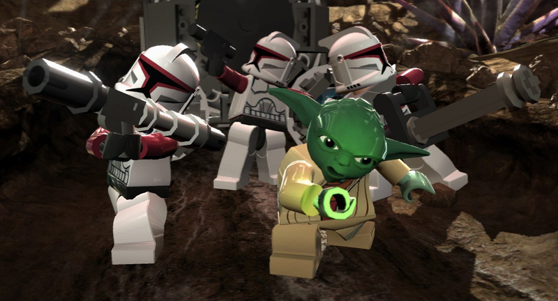 Across the galaxy the lego star wars iii clone wars shall spread