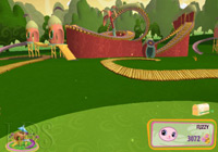 Varied game environments in 'Littlest Pet Shop'