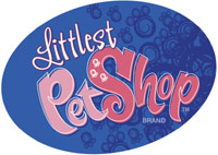 'Littlest Pet Shop' game logo