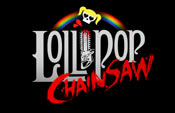 Lollipop Chainsaw game logo