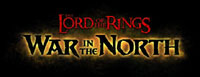 Lord of the Rings: War in the North game logo