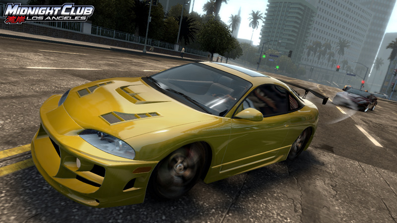 Amazon.com: Midnight Club: Los Angeles - Playstation 3: Artist Not