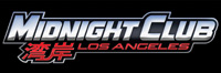 'Midnight Club: Los Angeles' game logo