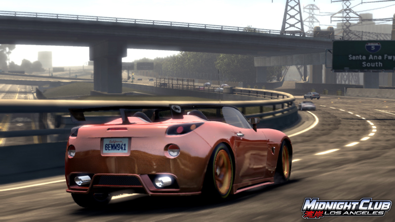 Midnight Club: Los Angeles - Playstation 3