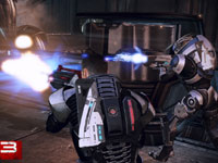 Concentrating fire on an enemy in Mass Effect 3