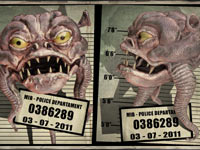 The Alien Brain mugshot from Men In Black: Alien Crisis
