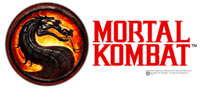 Mortal Kombat game logo