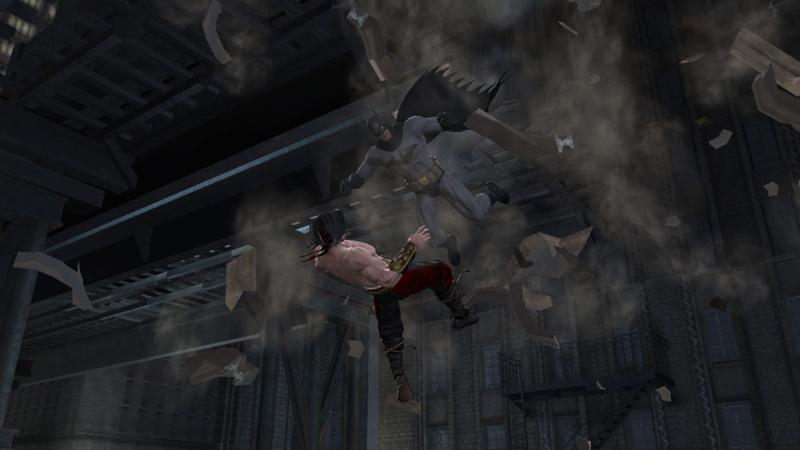 Amazon.com: Mortal Kombat vs. DC Universe - Playstation 3: Artist Not