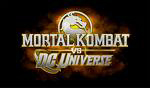Mortal Kombat vs. DC Universe game logo