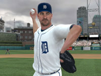 Revamped throw meter in Major League Baseball 2K12