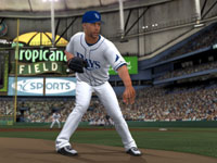 MLB Today Season mode in Major League Baseball 2K12