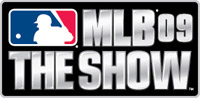 'MLB 09: The Show' game logo