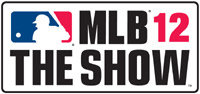 MLB 12 The Show game logo