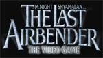 The Last Airbender game logo