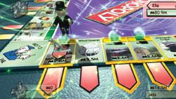 The Get Rich Quick game mode from 'Monopoly Here and Now: the World Edition' for PS3